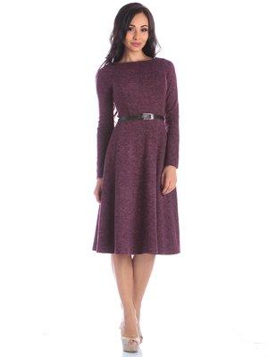 Платье цвета марсала | 4002741