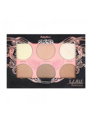 Палитра для макияжа Infallible Contour Kit (22 г) | 4021089