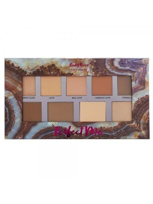 Палитра для макияжа Perfect Me, Light pallete (26,5 г) | 4021094