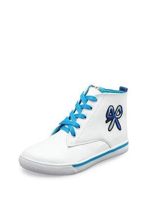 Ботинки белые | 4021031