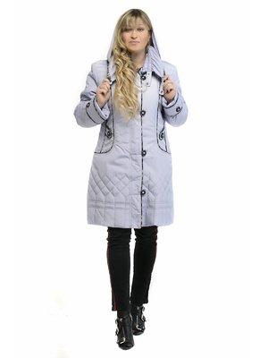 Пальто голубое | 4021445