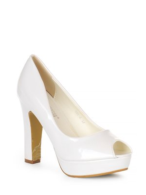Туфлі білі | 4021263