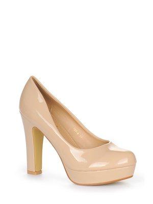 Туфлі бежеві | 4021277