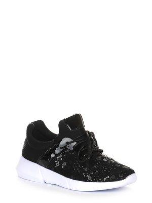 Кроссовки черные | 4021280