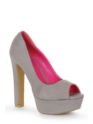 Туфлі сірі | 4021294