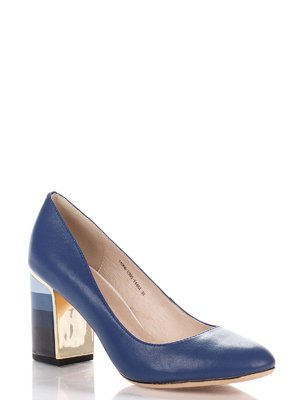 Туфли синие | 4018002