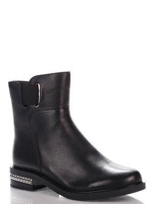 Ботинки черные | 4018029