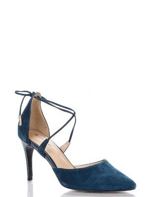 Туфли синие | 3973233