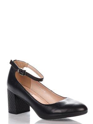 Туфлі чорні | 4018045