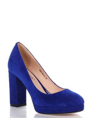 Туфли ярко-синие | 4018063