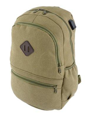 Рюкзак бежевый | 4023605