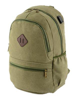 Рюкзак зеленый | 4023606