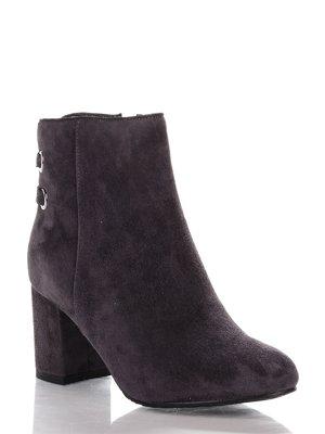 Ботинки серые | 4018032