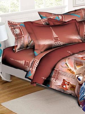 Комплект постельного белья полуторный   4023777