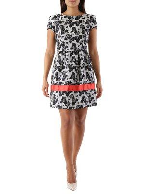 Сукня в квітковий принт | 4023993