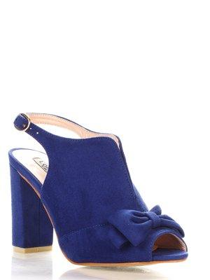 Босоножки синие | 4025258