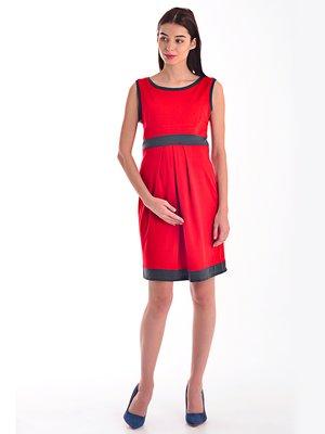 Платье винного цвета   4031632