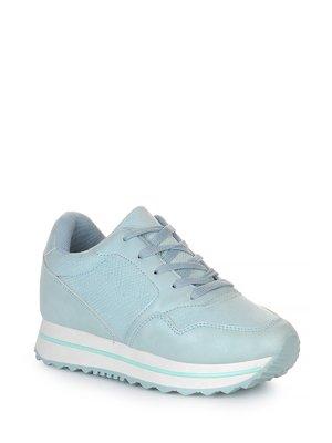 Кросівки блакитні | 4021307