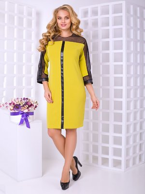 Сукня оливкового кольору | 4038256