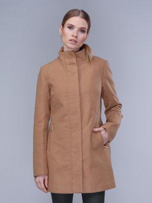 Пальто бежевое | 2992441