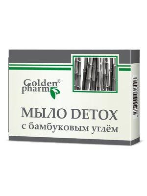 Мыло Detox с бамбуковым углем (70 г) | 4040881