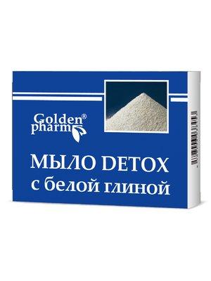 Мыло Detox с белой глиной (70 г) | 4040882