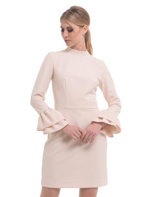Сукня світло-бежева | 3955656
