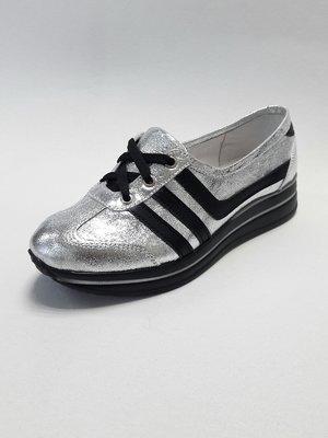 Кросівки сріблясті | 4042289