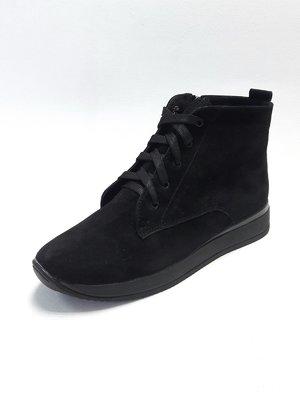 Ботинки черные | 4042294
