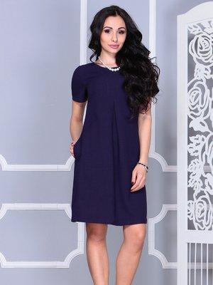 Платье темно-фиолетовое | 4021163