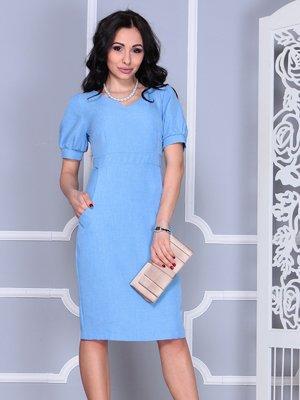 Сукня блакитна | 4028065