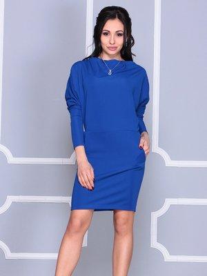 Платье цвета электрик | 4042176