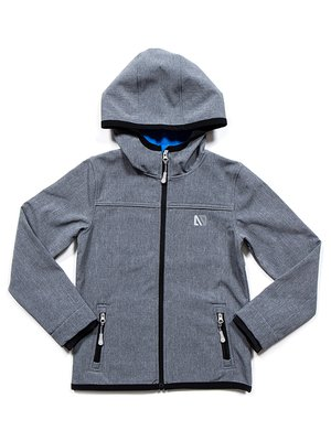 Куртка сіра | 4043196