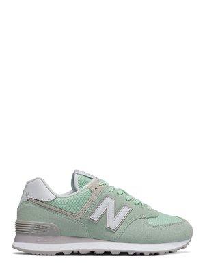 Кроссовки ментолового цвета New Balance 574 | 4042539