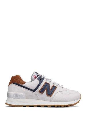 Кросівки білі New Balance 574 Sea Escape  cd536c5dd6acb