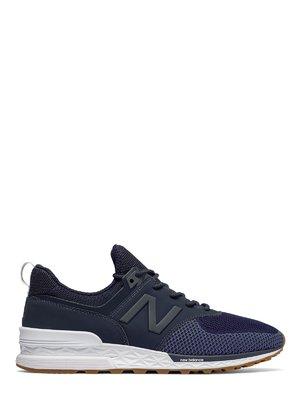 Кросівки сині New Balance 574 Sport | 4042448