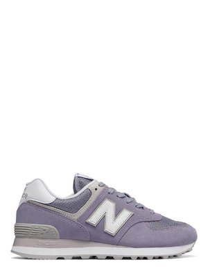 Кроссовки сиреневые New Balance 574 | 4042541