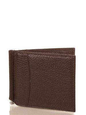Затискач для купюр коричневий | 4033337