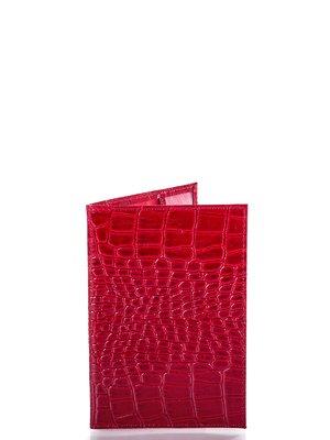 Обкладинка для паспорта червона | 4033358