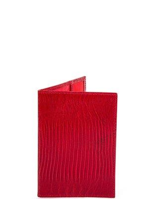 Обложка для паспорта красная | 4033410