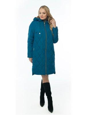 Пальто синее   4022948