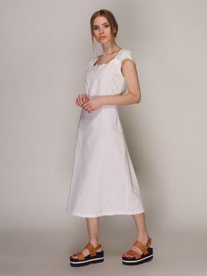 Платье белое | 371190