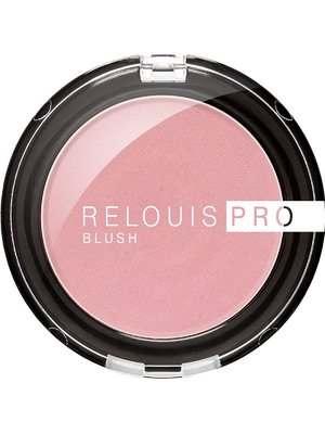 Рум'яна компактні Relouis Pro Blush — тон № 72 | 4050300