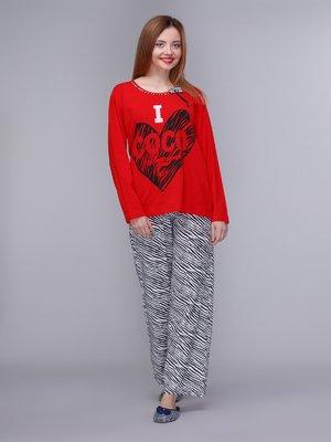Піжама: джемпер і штани | 3871887