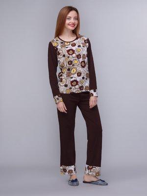 Піжама: джемпер і штани | 3871901