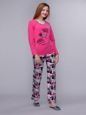 Піжама: джемпер і штани | 3871891