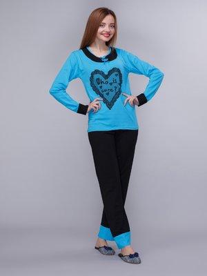 Піжама: джемпер і штани | 3871892