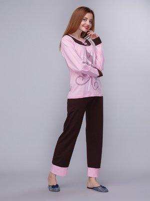 Піжама: джемпер і штани | 3871888