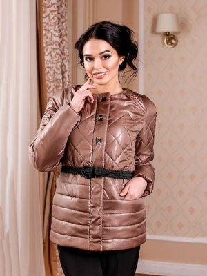 Куртка коричневая | 4052222