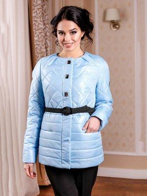 Куртка светло-голубая | 4052227